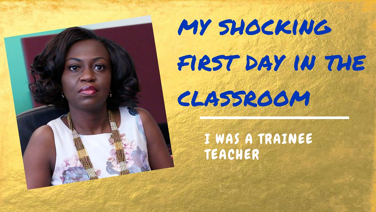 My Shocking First Day in the Classroom (as a trainee teacher)