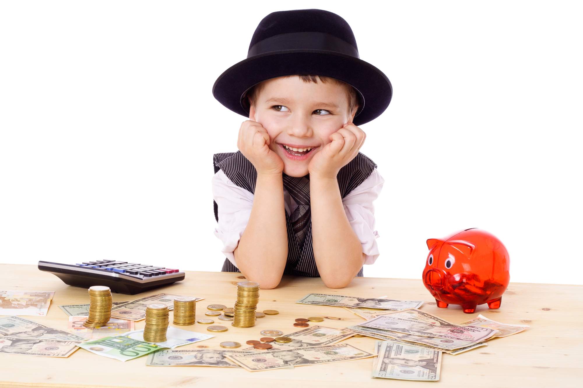 7 Reasons Why You Need to Teach Your Child about Money.