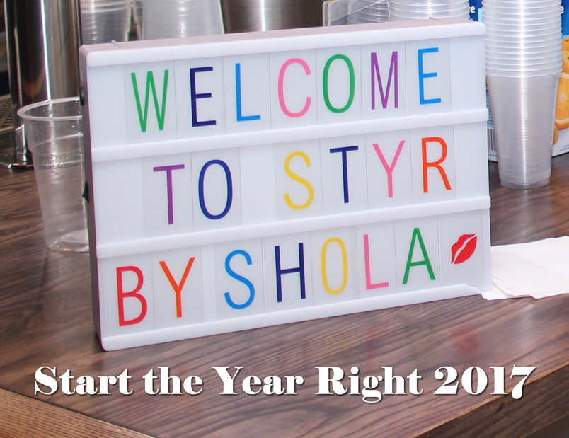 Start the Year Right – 26 August 2017