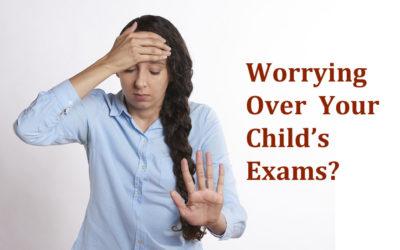 Parents Worrying Over Children's Exams